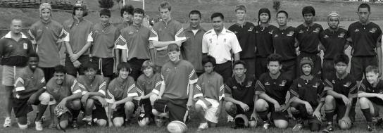 Under 15 finals2007